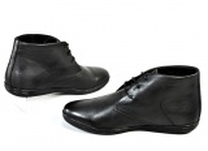 kožená a atestovaná obuv Kožená pánská obuv Ccc moderní klasika, černá P) Cruz