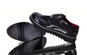 kožená a atestovaná obuv Pánské botky AGNEROSI venga