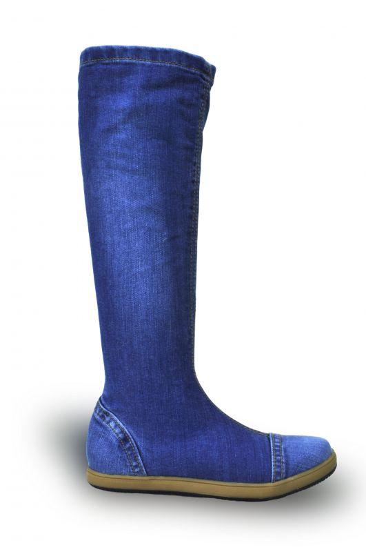 kožená a atestovaná obuv Riflové kozačky 315 se zipem na platformě Ersax 281e183314