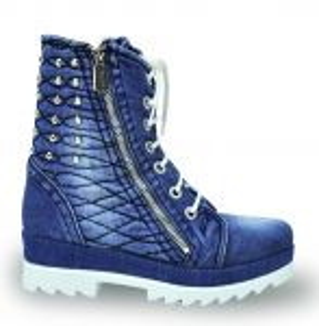 Riflové sneakersy Star Bluemoon 5024
