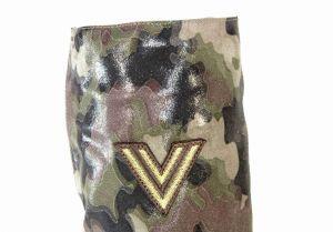kožená a atestovaná obuv Luxusní kožené kozačky Soldier 141 Exquisite