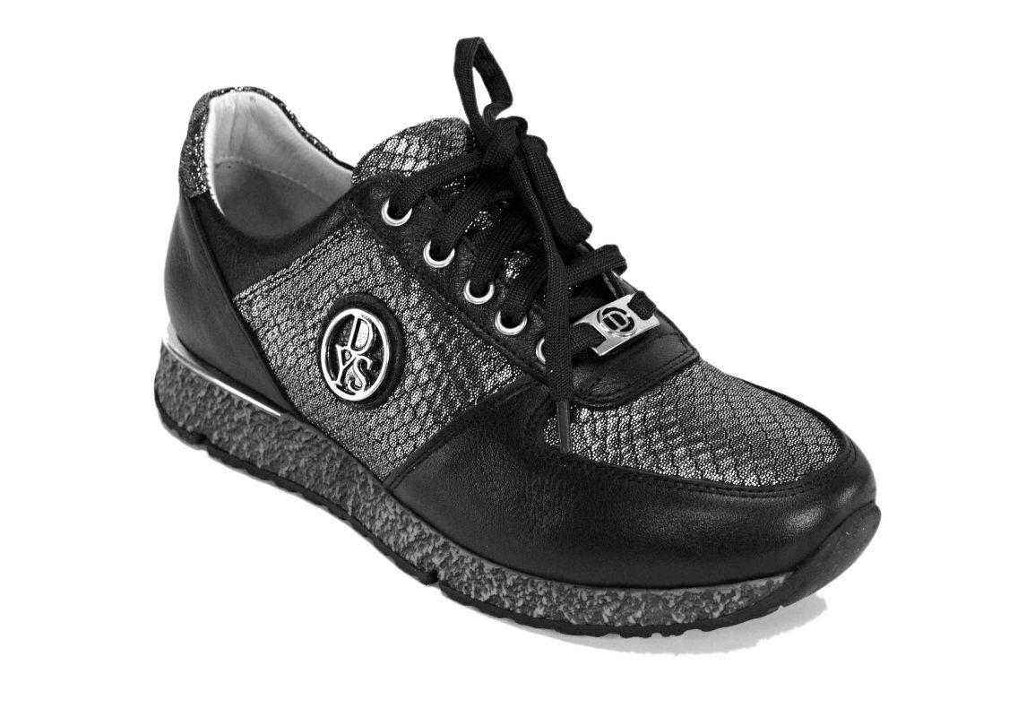 kožená a atestovaná obuv Sneakersy Dessy 0107