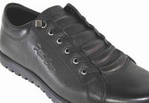 kožená a atestovaná obuv Sneakersy PaulCruz