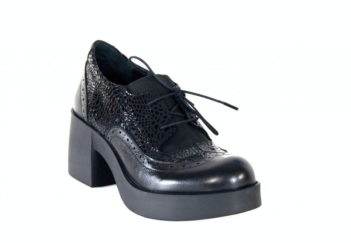 caa306405903 kožená a atestovaná obuv Kožené dámské polobotky Erdo 1620
