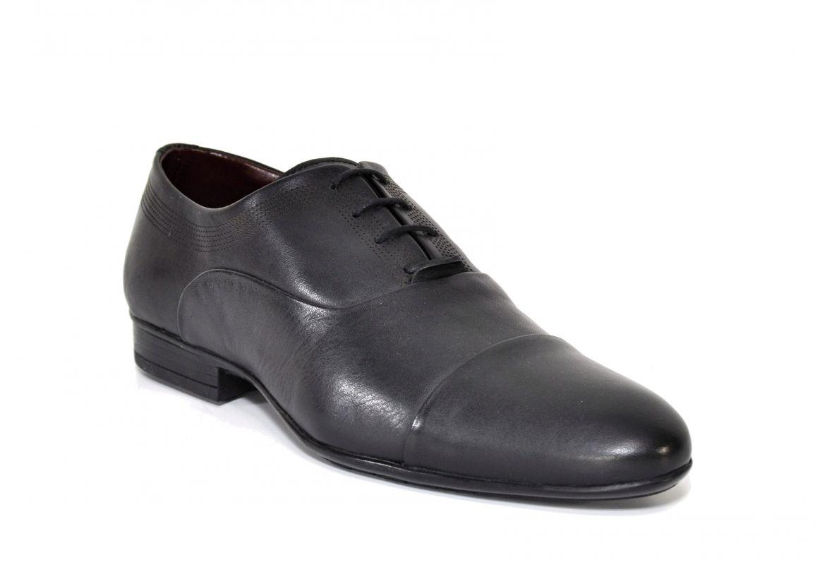 kožená a atestovaná obuv Pánské botky CRUZE