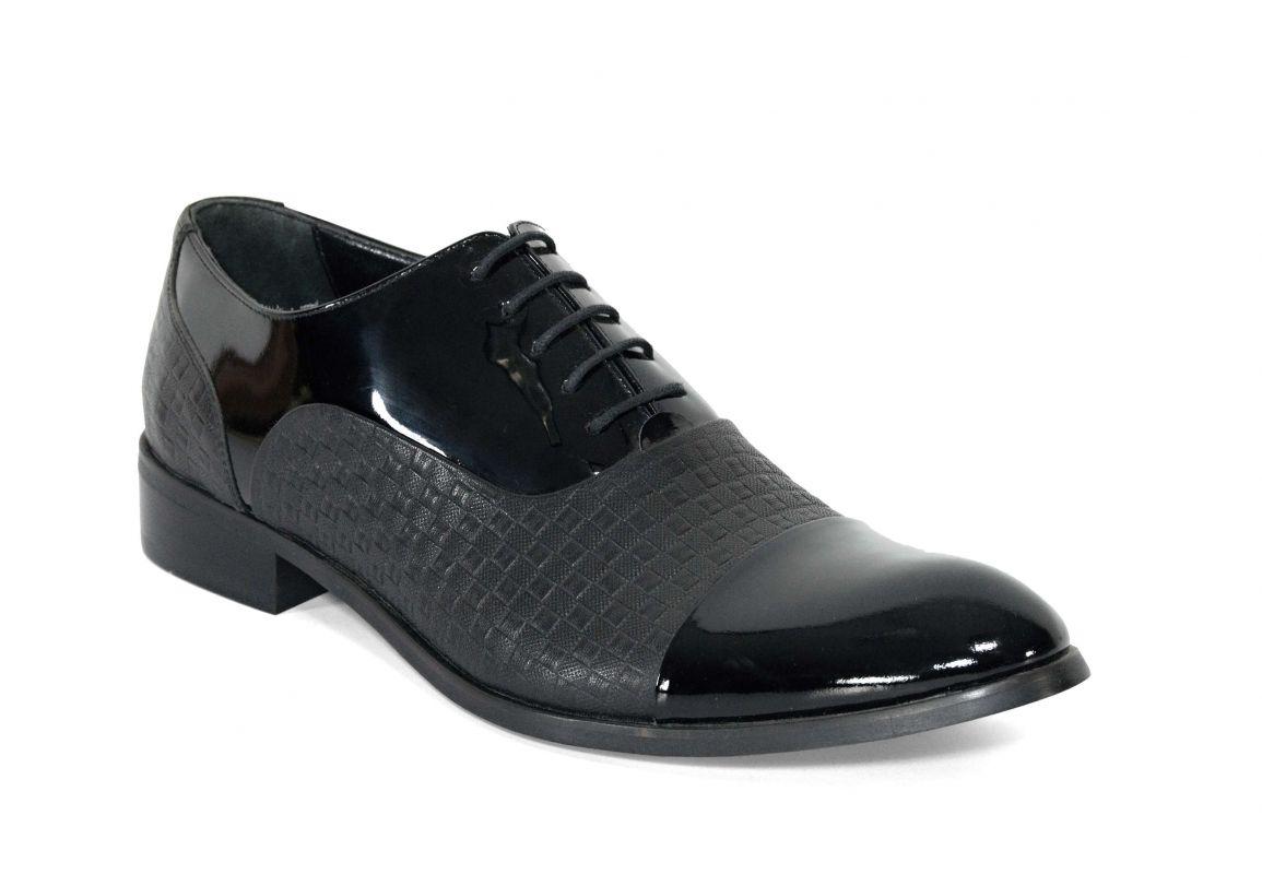 kožená a atestovaná obuv Polobotky Venga