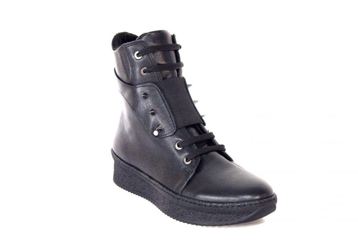 """kožená a atestovaná obuv Zimní kotníkové boty """"Sneakersy"""" Liva 1003-306"""