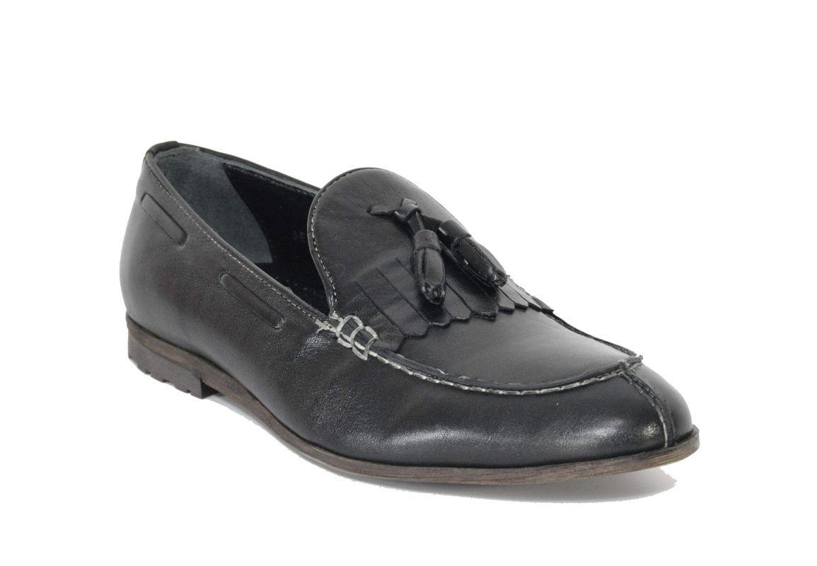 kožená a atestovaná obuv Mokasíny Tetri