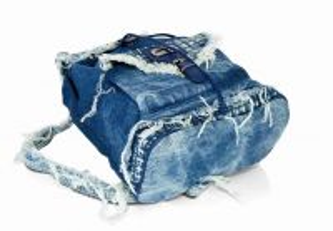 kožená a atestovaná obuv Stylový Jeanový batoh Starbluemoon