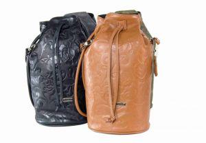 kožená a atestovaná obuv Kozený Stylový batoh FACEBAG Unidax