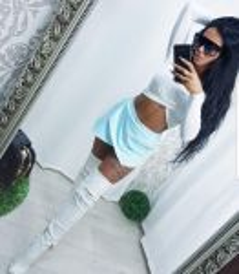 """kožená a atestovaná obuv Luxusní bílé """"Jeans"""" nad kolenní kozačky 6057 s třásněmi Starbluemoon"""