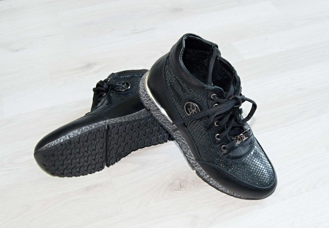 c16e3e49ac6 kožená a atestovaná obuv Zimní dámská obuv B.3277 s třásněmi ...