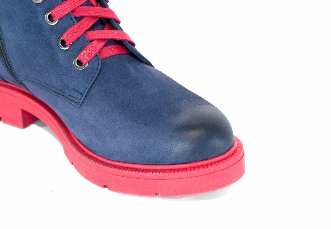 """kožená a atestovaná obuv Zateplené dámské kožené boty tz. farmářky """"2143""""  CheBello f8c11b5ff3"""