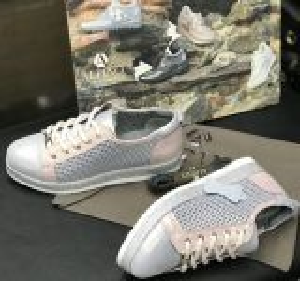 """kožená a atestovaná obuv Luxusní dámské vycházkové boty """"RENK"""" 502 s platformou Alpino"""