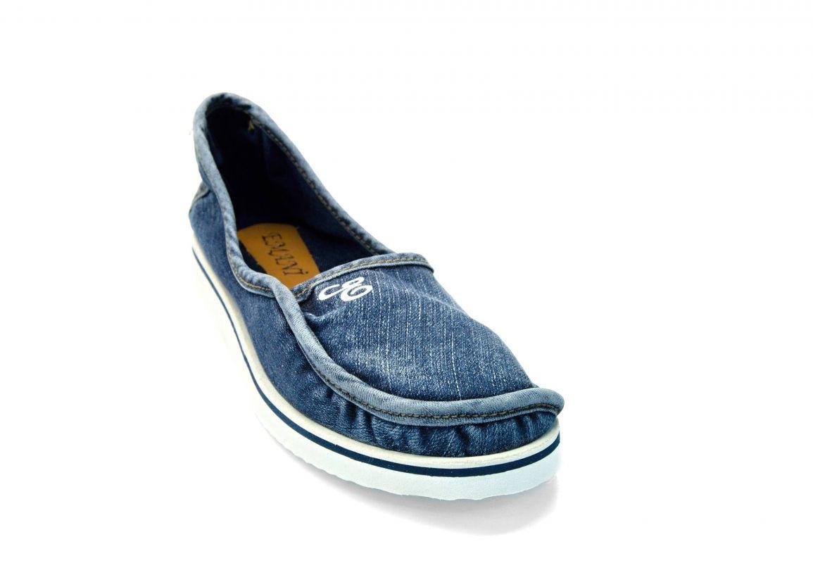 kožená a atestovaná obuv Riflové mokasiny 062 Emani