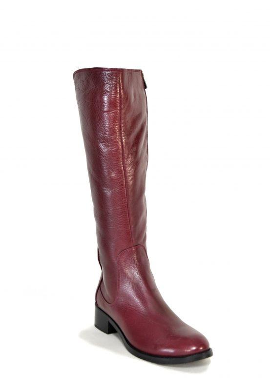 """4512695255eb kožená a atestovaná obuv Atraktivní zimní kozačky """"5903A"""