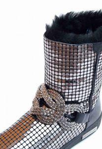kožená a atestovaná obuv Luxusní válenky PRESTIGE Marcella