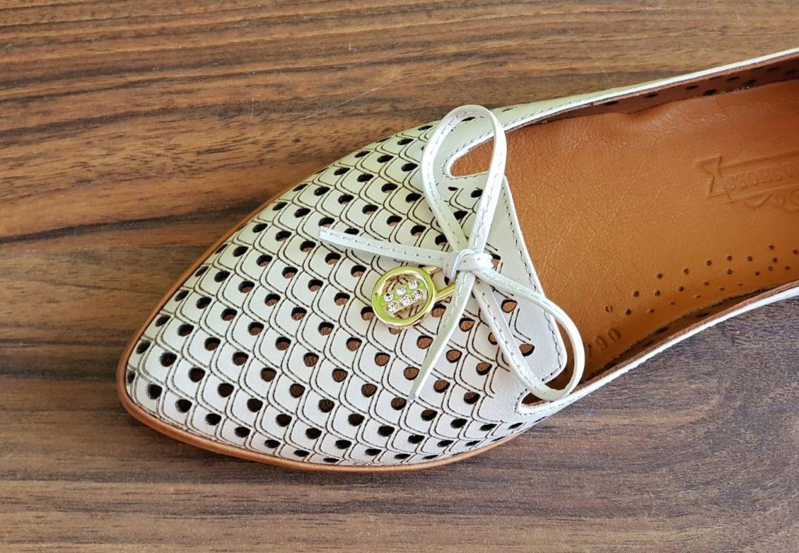 27c610bc6365 kožená a atestovaná obuv Kožené baleríny Reda 064