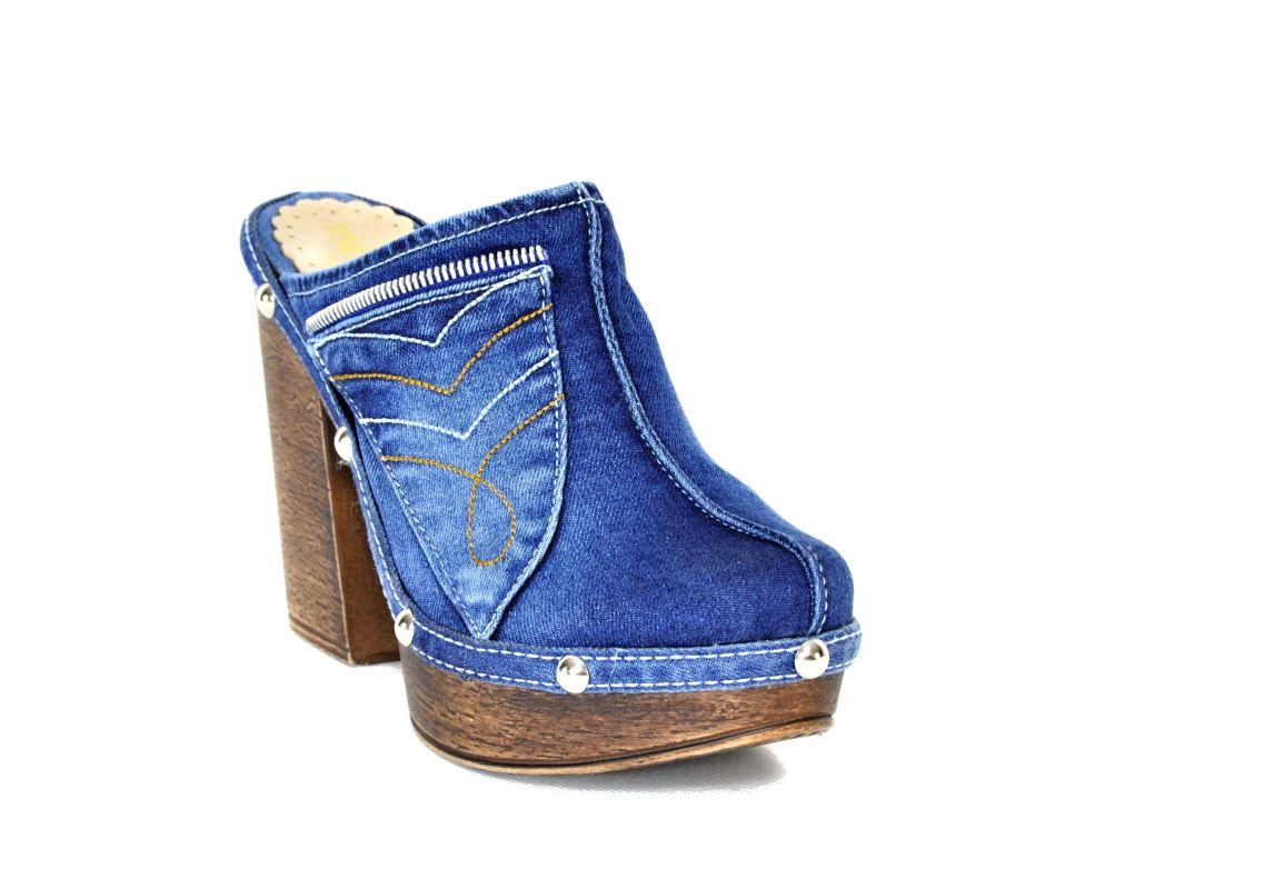 kožená a atestovaná obuv Riflové Sapo Star Bluemoon 625 Starbluemoon