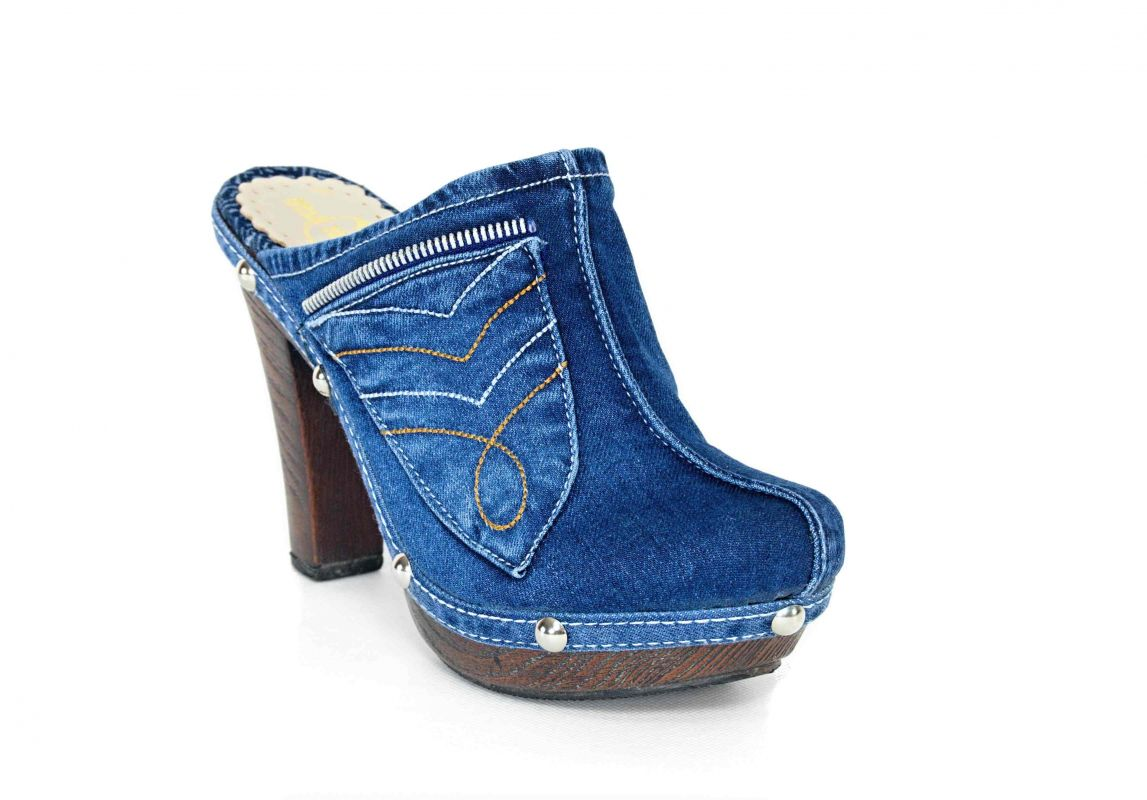 kožená a atestovaná obuv Riflové Sapo Star Bluemoon 625 /124 Starbluemoon