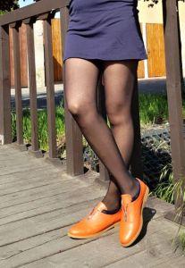 """kožená a atestovaná obuv Luxusní mokasíny """"Crux"""" 1007, jahodově červená se zipem"""