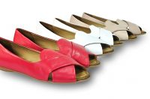 "kožená a atestovaná obuv Kožené sandálky Bueno s otevřenou špičkou ,,peep toe"", bílé, světle růžovofialové, tmavě růžové"